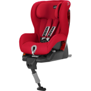 Britax Römer Safefix Plus 2019 - Fire Red