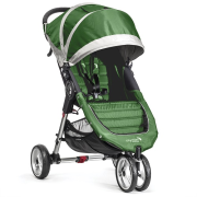 BABY JOGGER city mini 3 - Evergreen/Grey 2016