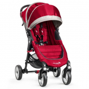 BABY JOGGER city mini 4 - Crimson/Gray 2016