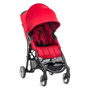 BABY JOGGER city mini ZIP - Red 2016