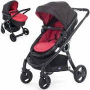 Chicco URBAN plus Crossover Red Passion 2017 2v1