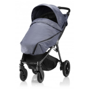 Britax B-Agile 4 plus - Blue Denim 2018