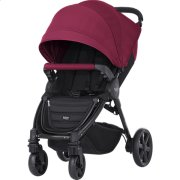 Britax B-Agile 4 plus - Wine Red 2018