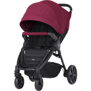 Britax B-Agile 4 plus - Wine Red 2017