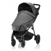 Britax B-motion 4 plus - Black Denim 2018