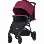 Britax B-motion 4 plus - Wine Red 2018