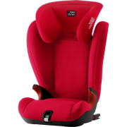 Autosedačka Römer KIDFIX SL BLACK SERIES 2020 Fire Red