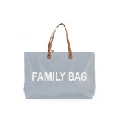 Childhome Cestovná taška Family Bag Grey