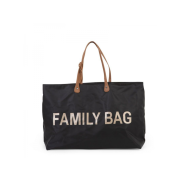 Childhome Cestovná taška Family Bag Black