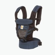 ErgobabyERGOBABY | ADAPT Cool Air Mesh - RAVEN