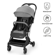 Kinderkraft Sport Indy Grey 2019